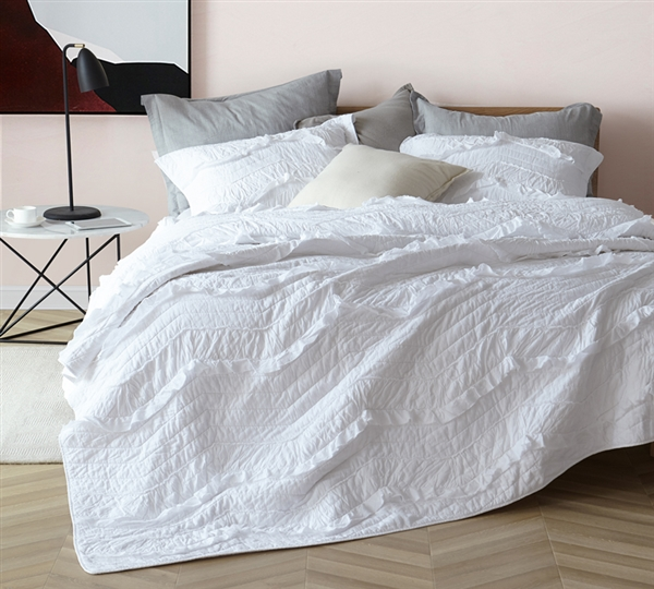 Super Stylish King Oversize Bedding One Of A Kind Relaxin
