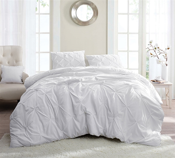 White Bed In A Bag Twin Xl