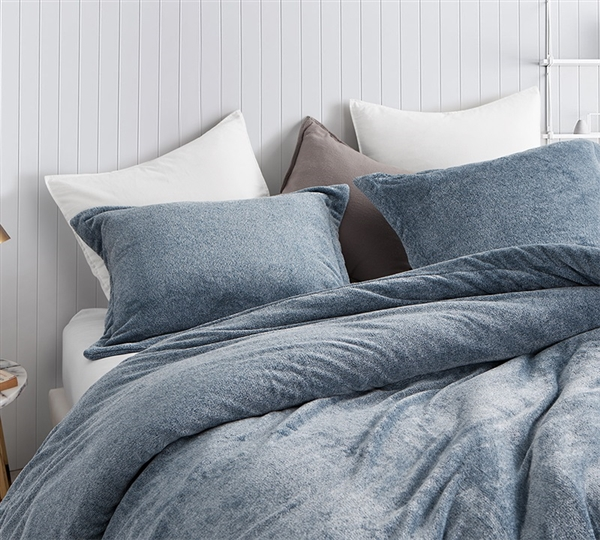 Nightfall Navy Byourbed Coma Inducer Queen Duvet Cover are You Kidding?